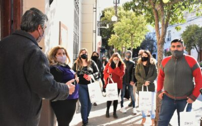COMENZARON LAS VISITAS TURISTICAS EN EL CONCEJO